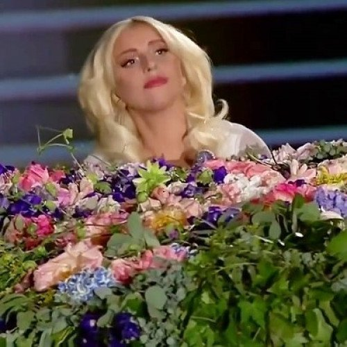 Lady Gaga and members of Congress accept the paychecks of a tyrant